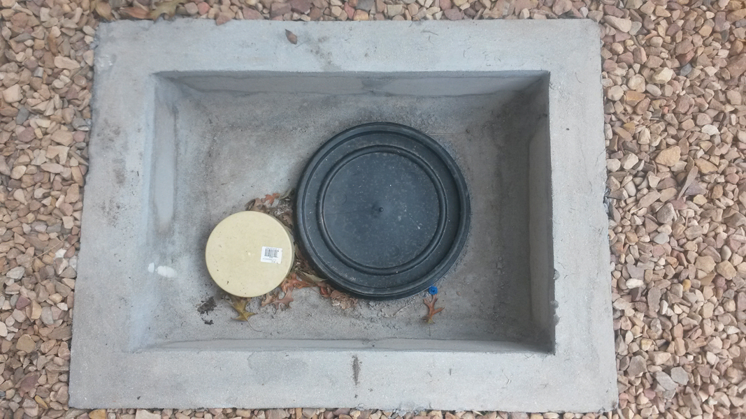 Greywater system -Toll