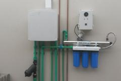 Rainwater control manifold-Sherwood