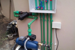 Rainwater system Goederust