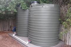 Rainwater tank-Steynsrust