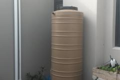 Slimline Water Tank-Aristea
