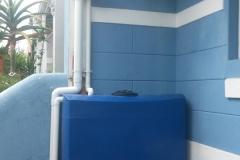 Water tank-Chamberlain
