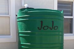 Water tank-Cochet St
