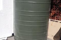 Water tank mountain