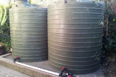 Water tanks Rue seine