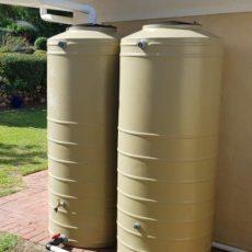 2021 Cape Town municipal water and sanitation tariff
